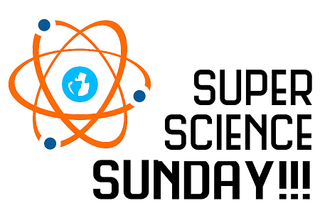 Super Science Sunday! (Icon by Icons8 CC BY 3.0 via Flaticon.com)